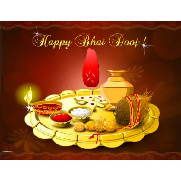 Bhai Dooj or Yamadwitheya - The fifth day of diwali rituals