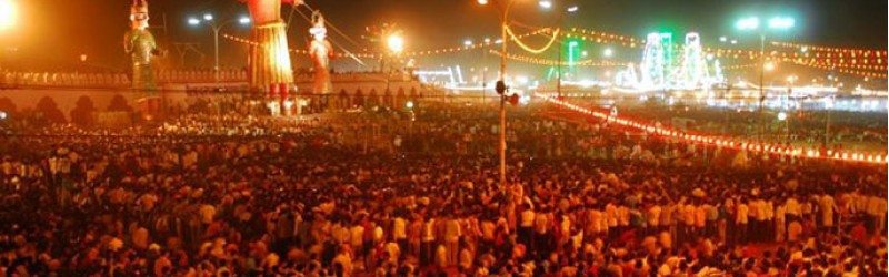 Dussehra :  Victory Of Good Over Evil