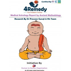 Get Free Medical Astrology Report by Ancient Methodology