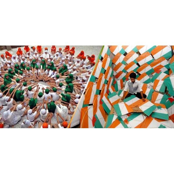 Independence Day On 15 th August