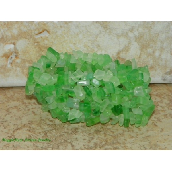 Chips Green Aventurine