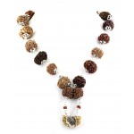 One rudraksha Beads of Each 1 to 14 Mukhi,Gauri shankar and Ganesha rudraksha Siddh Mala