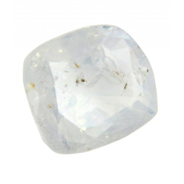 4.40 Cts Cushion Shape Blue Sapphire Gemstone