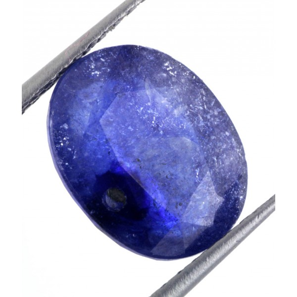 7.13ct / 8.50 Ratti Blue Sapphire Astrological Gemstone