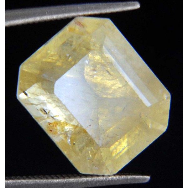 10.02Ct Natural IGI Certified Pukhraj Stone